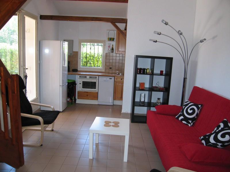 MAS BLEU - VT2M - PEEPavillon de vacances (env 43m2) avec véranda (10m2) et belle terrasse de ...